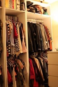 that's not my closet! ;)