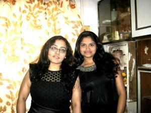 me and Shrabani