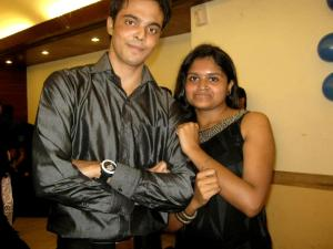 Shrabani and Sikander - the cutest couple ((Nautanki))