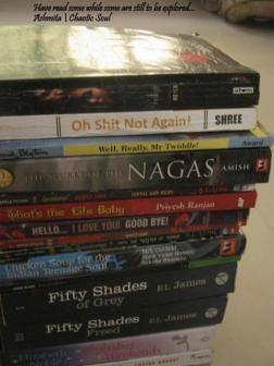 Reader's Choice: Books