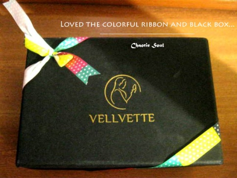 Vellvette Box May 2013