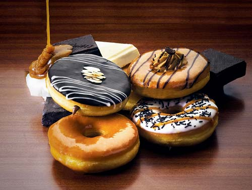 Donuts from MOD