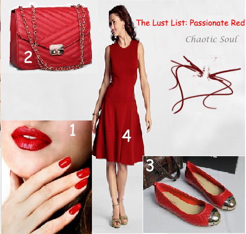 Red Lust List