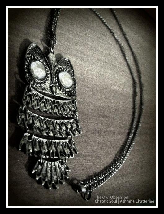 Mita's Owl