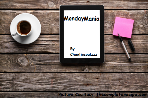 Monday Mania - Feature Post