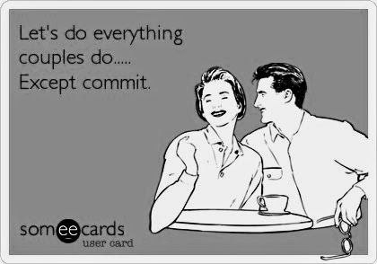 Image result for commitment sarcasm